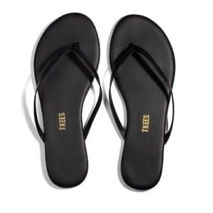 Tkees Liners flip flop in sable